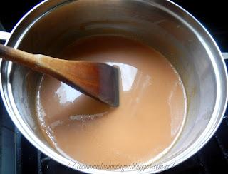 Receta de dulce de leche repostero