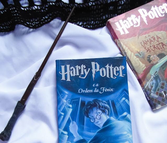 Aniversário do Harry Potter e oitavo livro da série