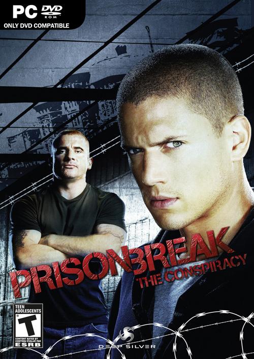 Prison Break The Conspiracy Fully Full Version PC Game