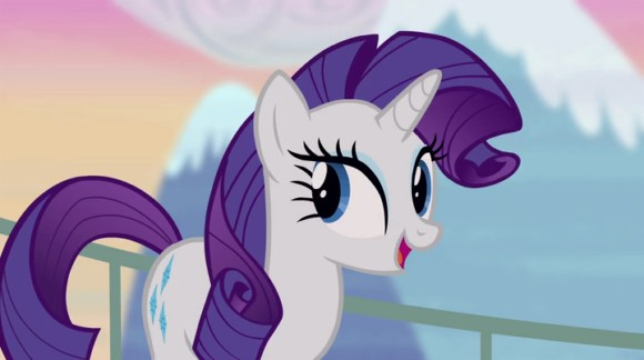 My little pony fim  4 season episode 3 castle mania : Lego star wars