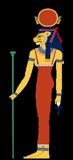 bogini tefnut egipt