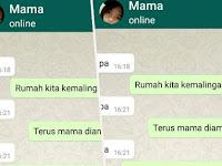 Chat Ini Bikin Suami Emosi Saat Istri Ngaku Digagahi Maling
