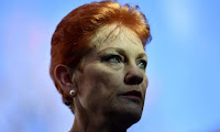 BRIAN BURSTON TRIED TO DEFECT TO SHOOTERS PARTY - PAULINE HANSON