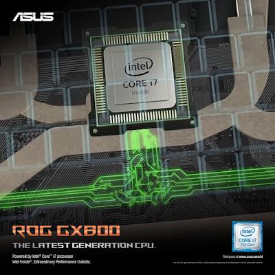 ROG GX800 Disandingkan dengan Prosessor Terkencang!