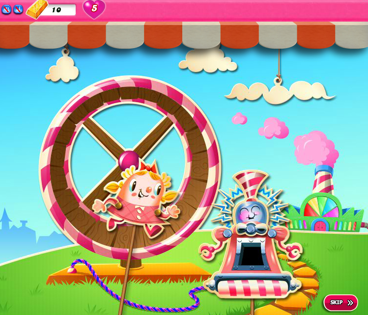 Candy Crush Saga 1761-1775
