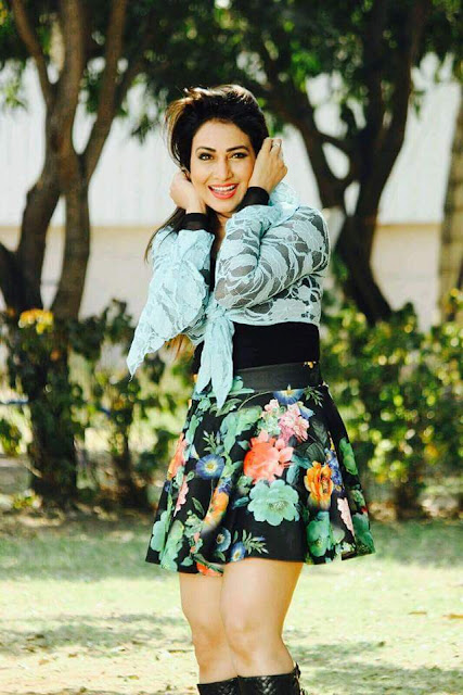 Bhojpuri Actress Pakhi Hegde  IMAGES, GIF, ANIMATED GIF, WALLPAPER, STICKER FOR WHATSAPP & FACEBOOK