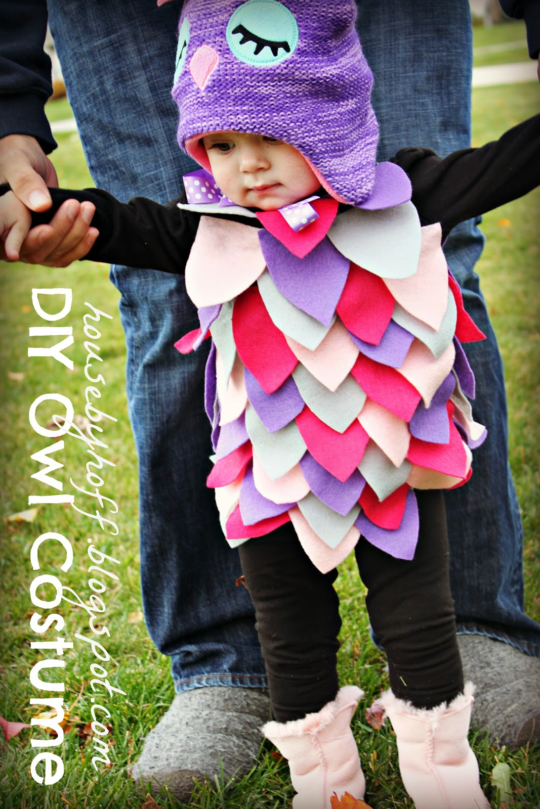 DIY Owl Halloween Costume & DIY Owl Halloween Costume - House by Hoff