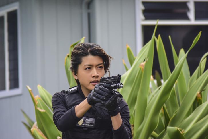 Hawaii Five-0 - Episode 7.19 - Puka 'ana - Promotional Photos & Press Release