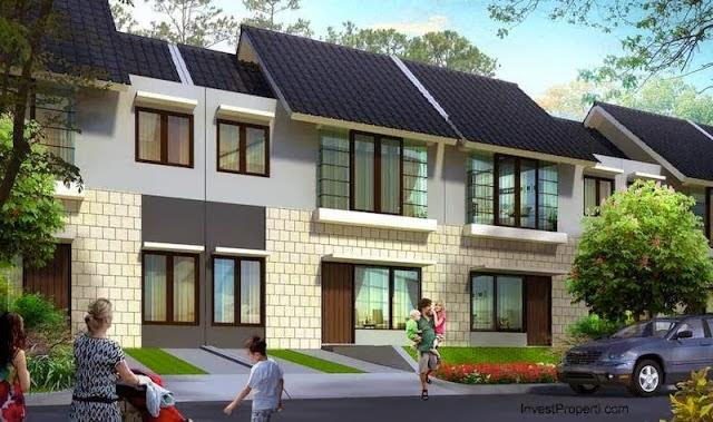 Desain Rumah Minimalis Modern Tropical 2014 Tipe B