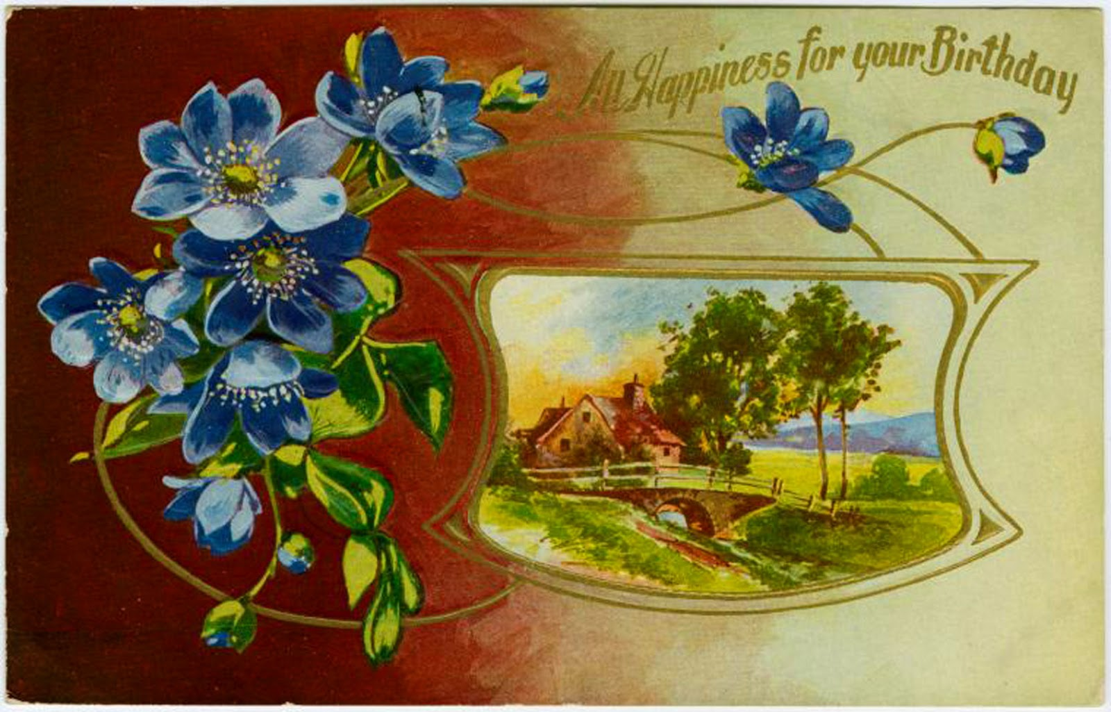 birthday postcards free