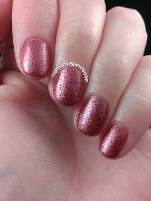 Dazzle Glaze Glitter Gravel Collection - Review