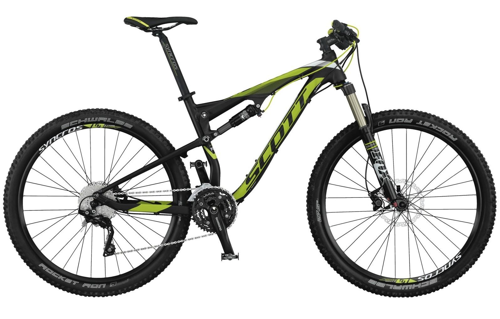 Jual Sepeda Scott Spark 750 27.5 2014 Mountain Bike