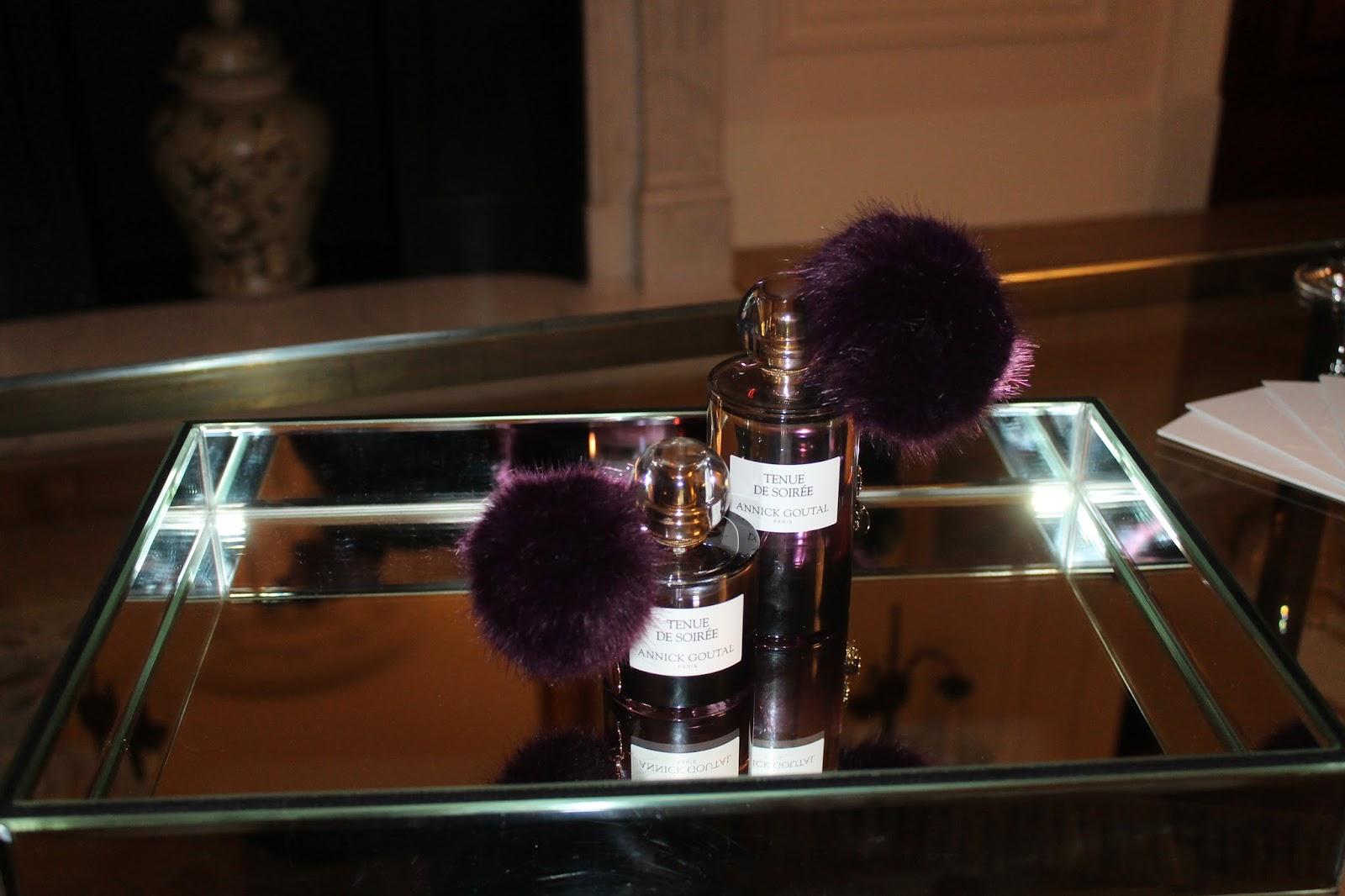 annick goutal new fragrance tenue de soiree. Black Bedroom Furniture Sets. Home Design Ideas