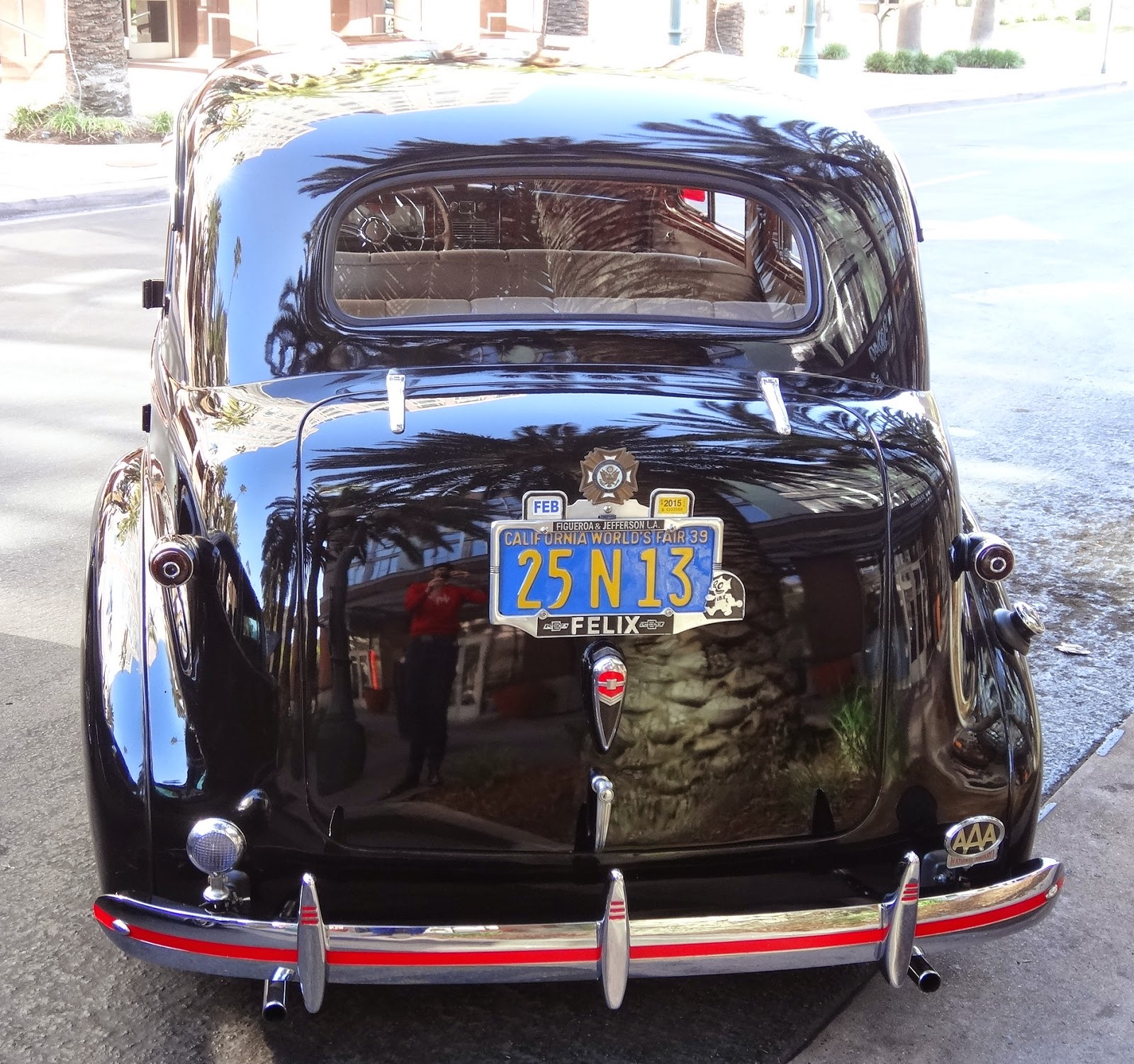 Nostalgia On Wheels: Anaheim Toys For Tots Lowrider Car