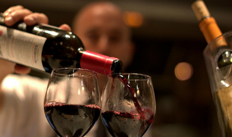 Spain is the third biggest wine producer country in the world.
