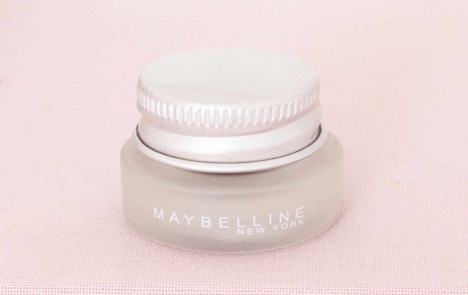 Maybelline Gel Eyeliner Review Blog
