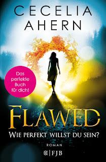 Cover zu Flawed - Wie perfekt willst du sein? von Cecelia Ahern