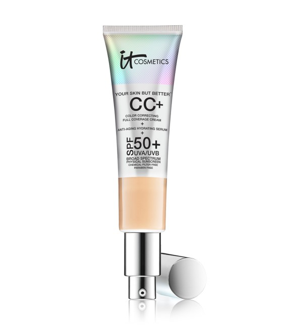 IT Cosmetics CC Cream Packaging