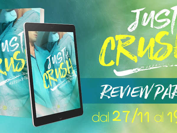 Review Party - Just a Crush