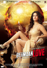 Beiimaan Love (2016) Hindi DVDRip 700MB