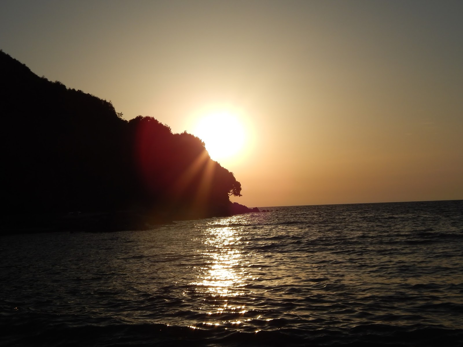 Valdanos beach Ulcinj