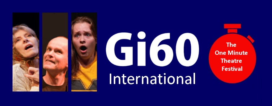 Gi60 International: The One Minute Play Festival