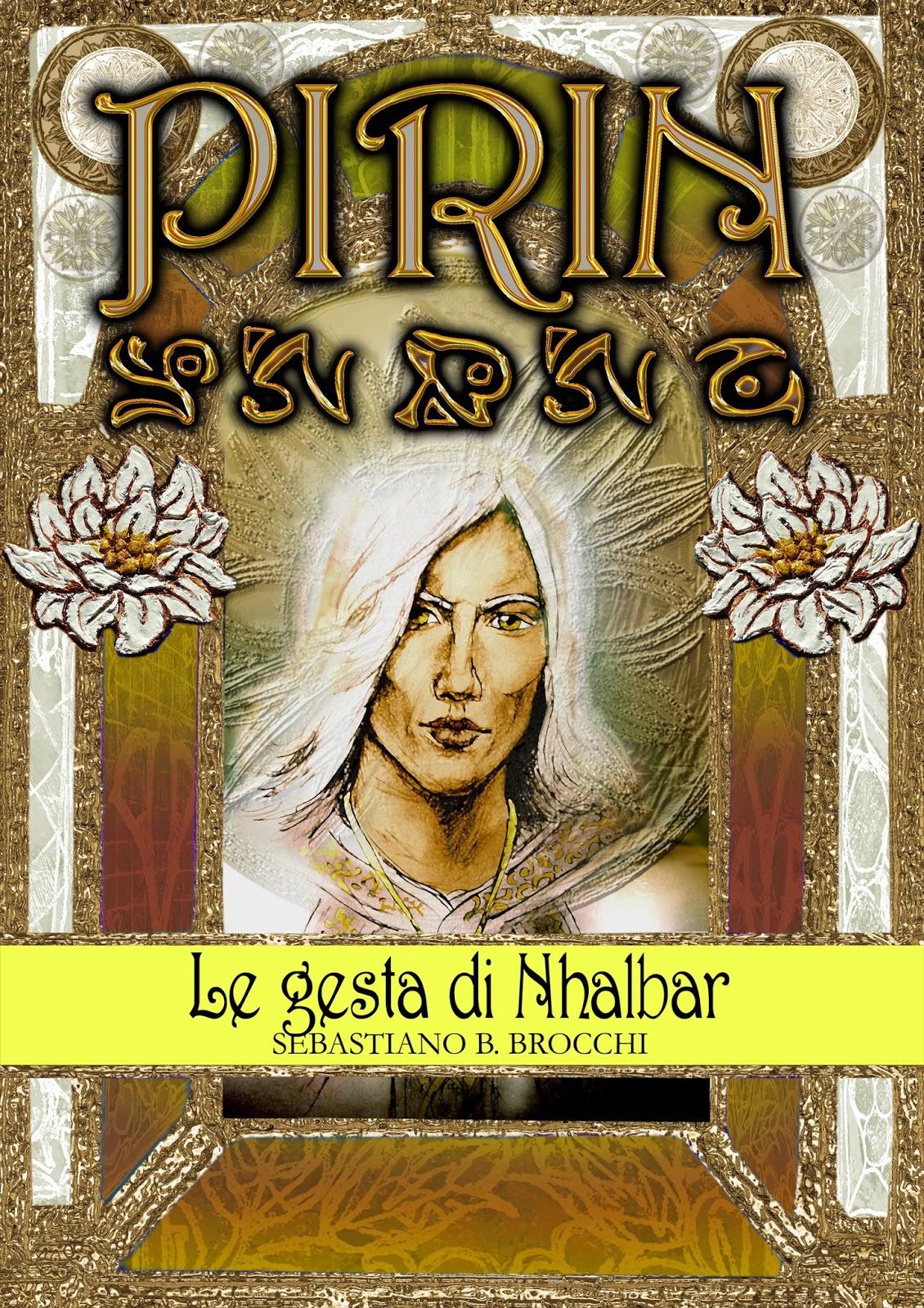 """Acquista online il romanzo """"Le gesta di Nhalbar"""""""