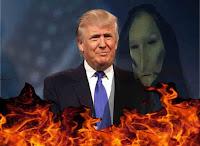 Donald Trump President-Scary