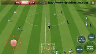 Download FIFA 18 Mod by Ngoc Bien Vietnam Apk + Data Obb