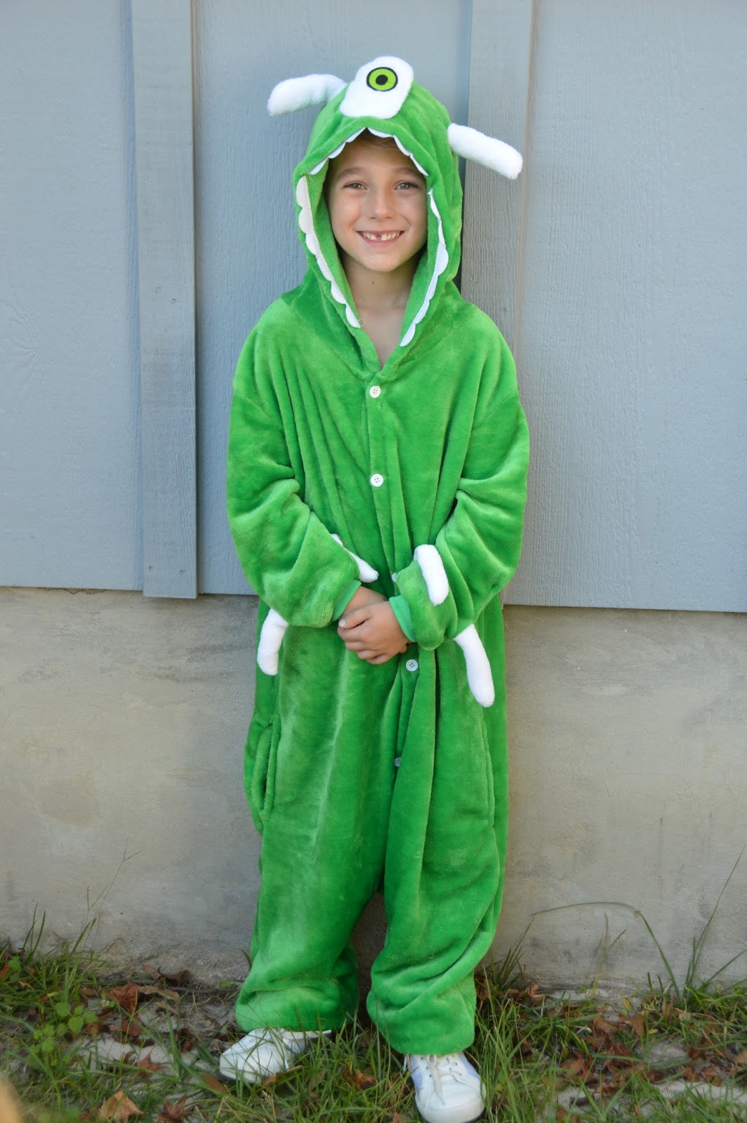 monsters inc halloween costumes mike