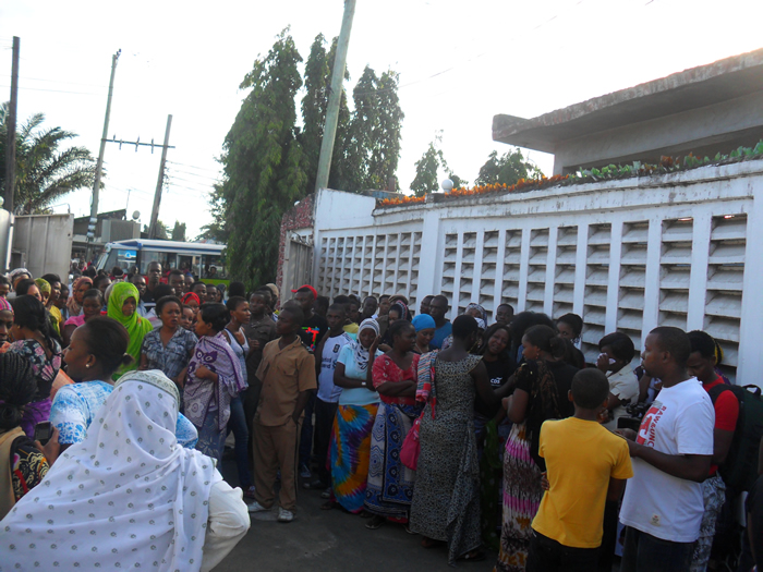 Steven Kanumbas death shakes Tanzania (Photos) ~ Naija