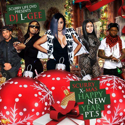 DJ L-Gee - Scurry X-Mas Happy New Year Pt 5 - Cardi B x
