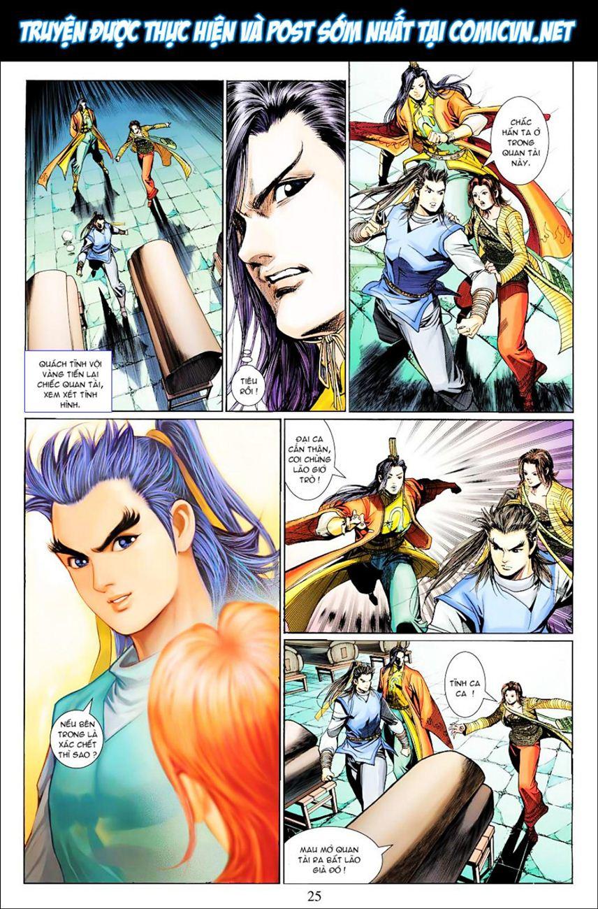 Anh Hùng Xạ Điêu anh hùng xạ đêu chap 38 trang 24