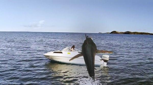 Toxic Shark (2017) HD 720p Latino Dual