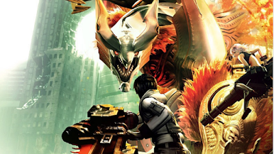 Download Game God Eater Burst PPSSSP Android
