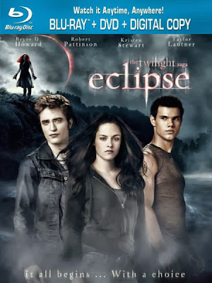 Download Film Baru The Twilight Saga: Eclipse (2010) Dual Audio Hindi Dubbed BRRip 480p 400MB
