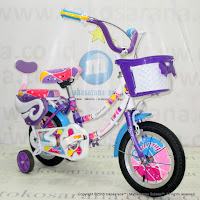 12 Inch GoodWay GW018 CTB KID Bike