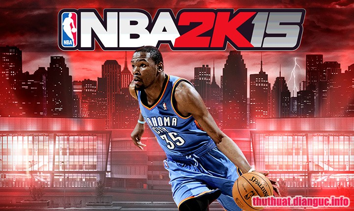 Download Game NBA 2k15 Full Cr@ck