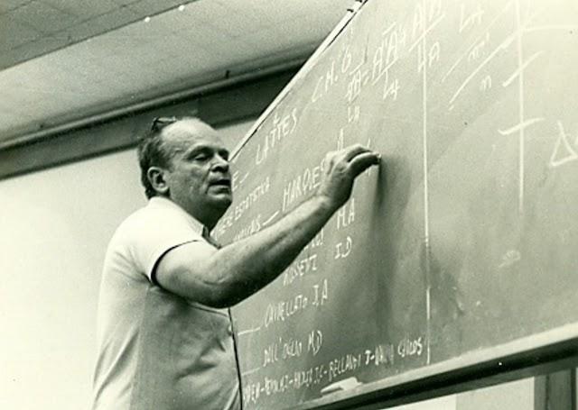 César Lattes: entre o méson pi e o lado humano