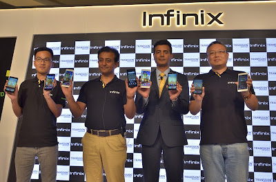 Infinix Note 4 and Hot Pro 4 Launch