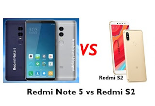 Mengapa trendxiaomi membandingkan kedua smartphone ini Banding Xiaomi Redmi Note 5 VS Xiaomi Redmi S2