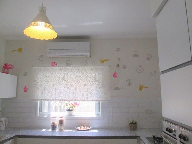 IMG 0067 - שבלונות במטבח