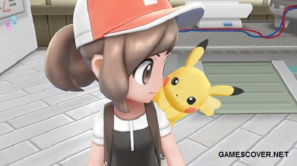 Pokemon Let's Go Pikachu and Eevee Story