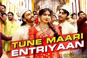 Tune Mari Entriyan Bengali – Gunday - Bappi Lahiri & Monali Thakur
