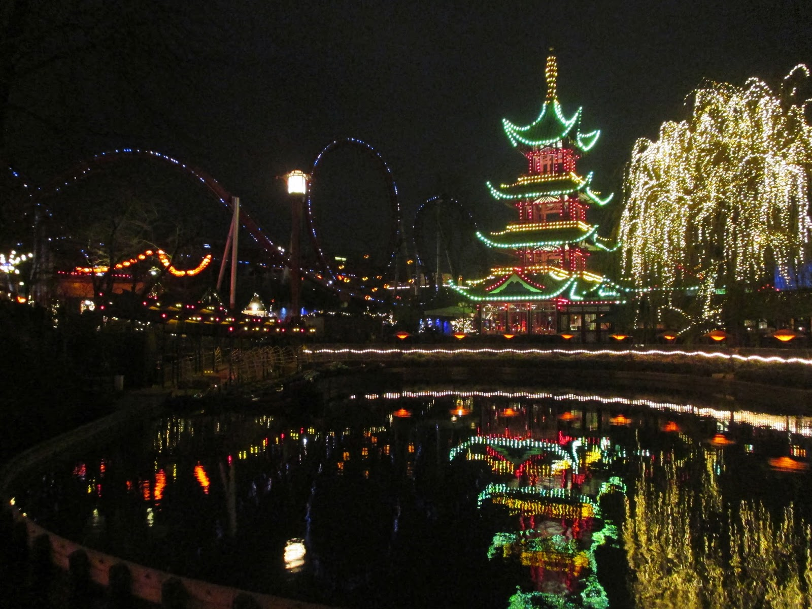 Tivoli Park Restaurants Seek To Be Merry February 2015