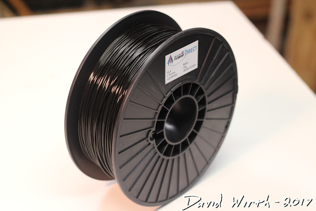 basic pla filament, 3d printer