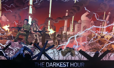 Affiche teaser du film Darkest Hour