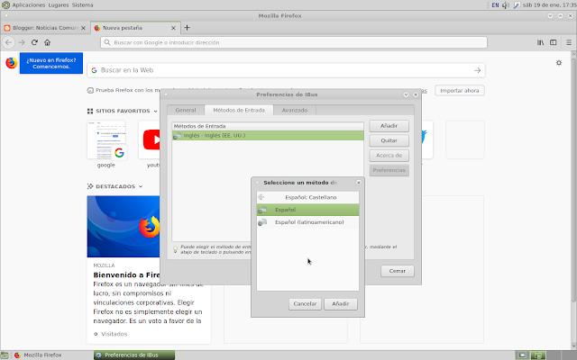 Debian en versión Live desde un USB con escritorio Mate: una maravilla!