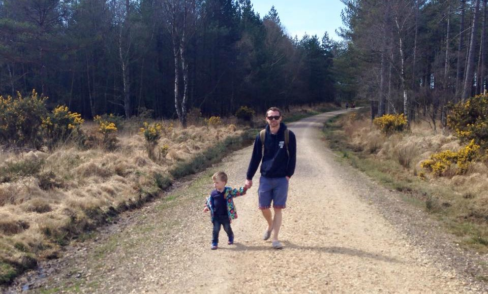 Getting Outside as a Family | Outdoor Activity Ideas