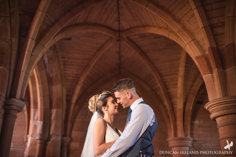 Dumfries Crichton Wedding Photography Dumfries Crichton Church Crypt
